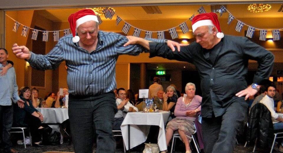 TICKETS NOW ON SALE: Greek Christmas Party Night