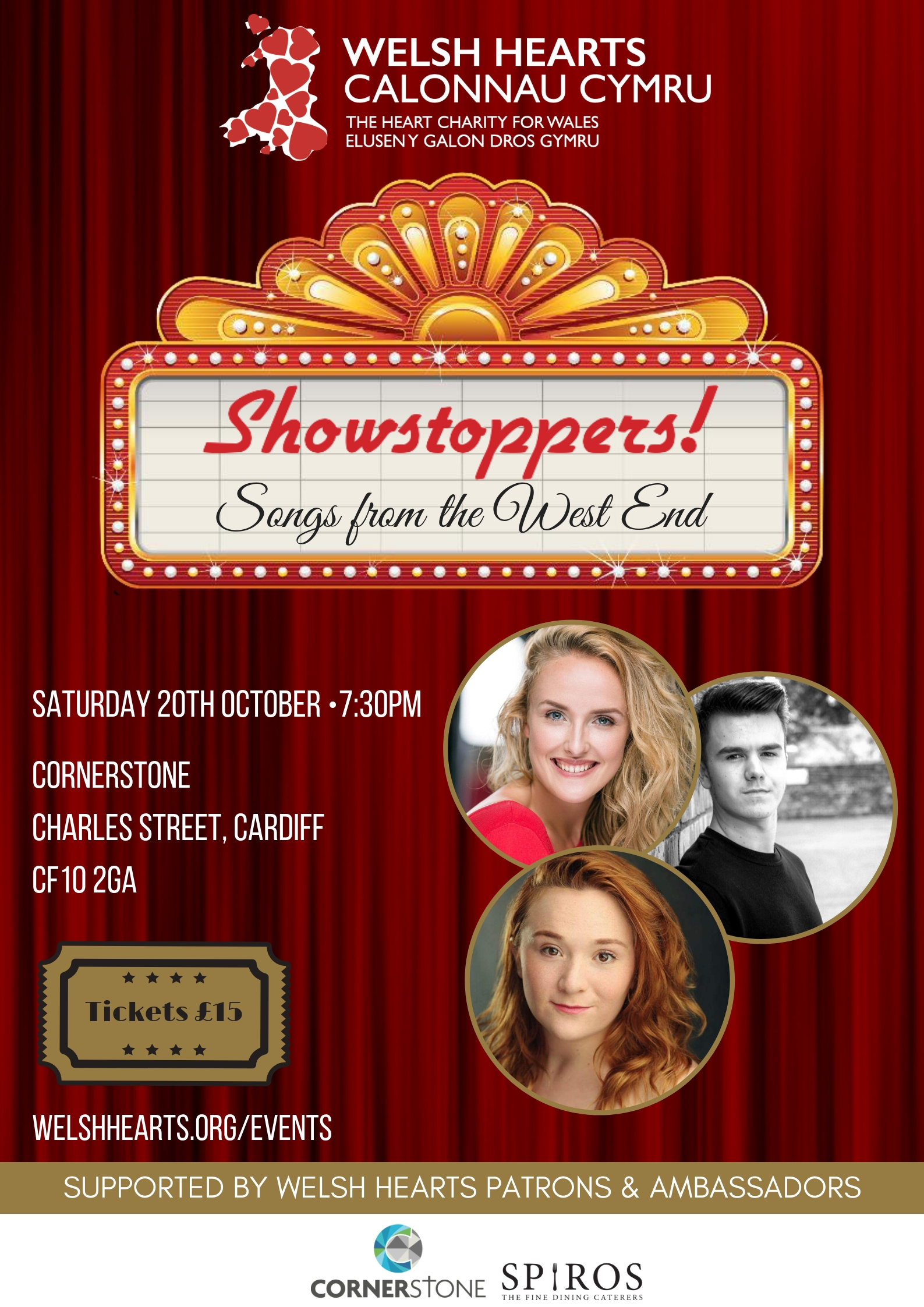Showstoppers Cornerstone event