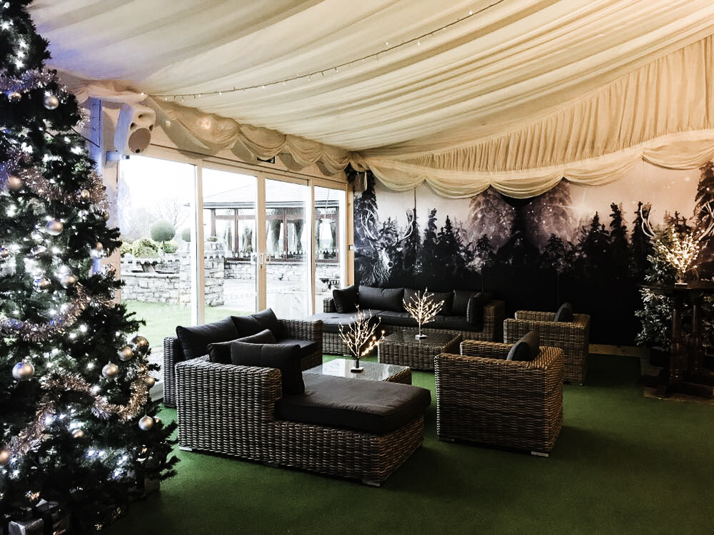 Christmas events in Cardiff Cottrell Park 2018 with Spiros