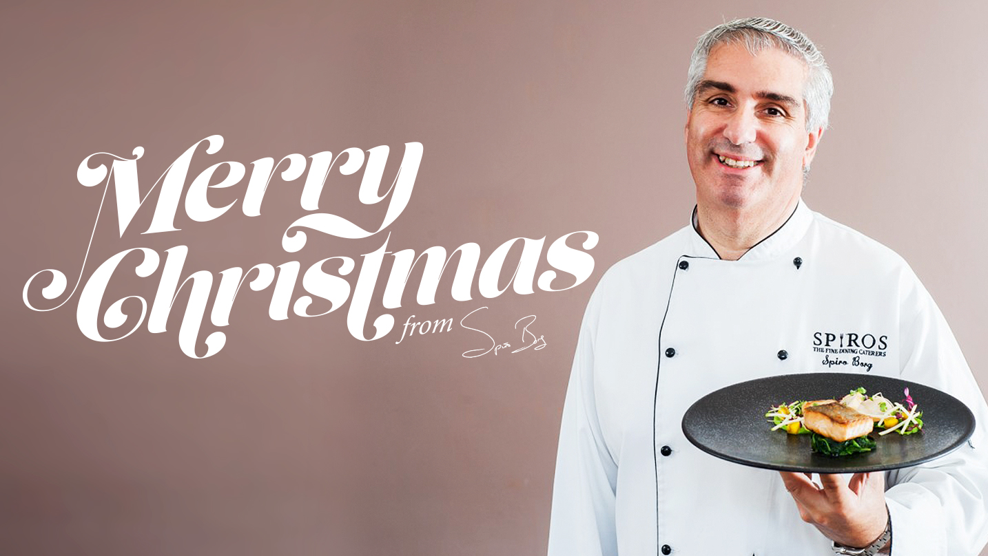 Our tasty Christmas roundup – find out what happened for Spiros this year!