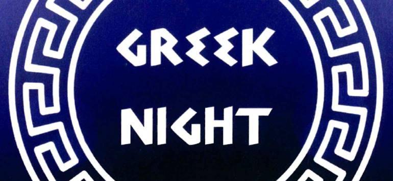 Spiros Greek Night is back!