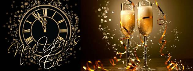 New Years Eve Party at St Peters Hall