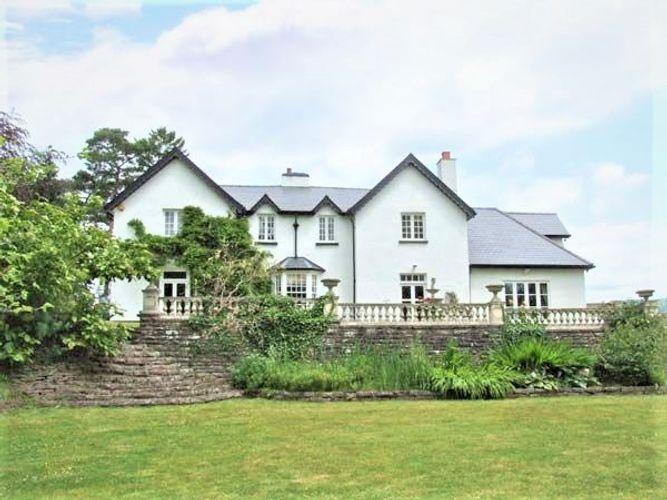 Woodbank House - Spiros catering available at wedding venue in Wales