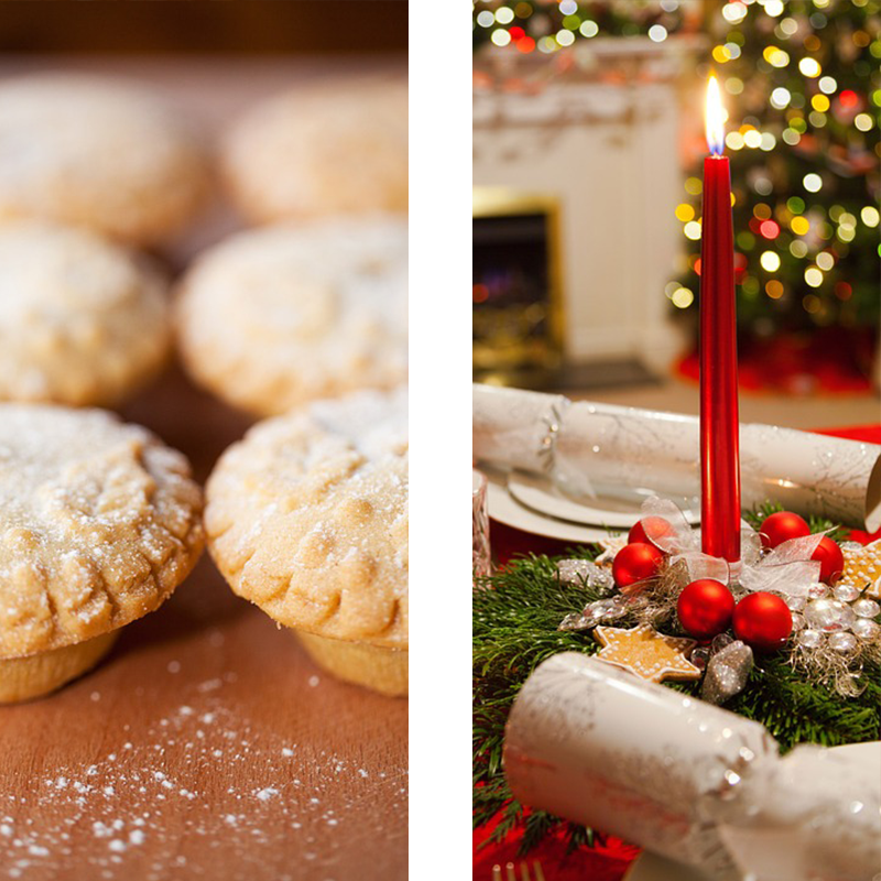 Christmas events in Cardiff with Spiros