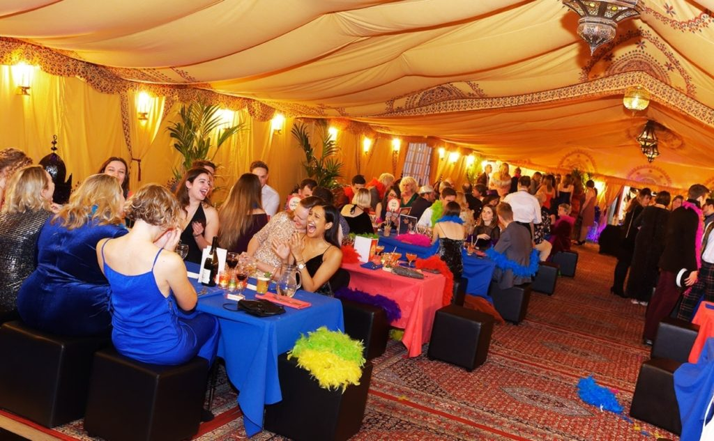 yurt event experiences in Cardiff
