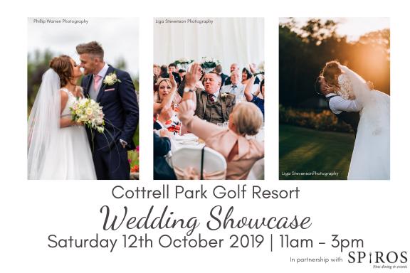 Cottrell Park Wedding Showcase